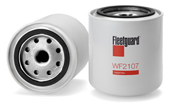 Fleetguard Filter with part number WF2107